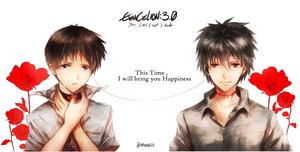 Evangelion 3.0 -- Wish