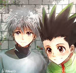 Hunter x Hunter -- Are you ready ?