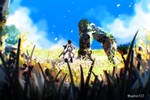 Tales of Zestiria by aphin123