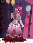 My creepy pony - Pinkie Pie
