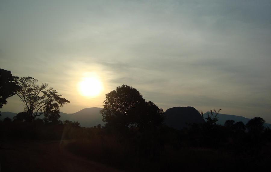 African Sunset by Iridium-77