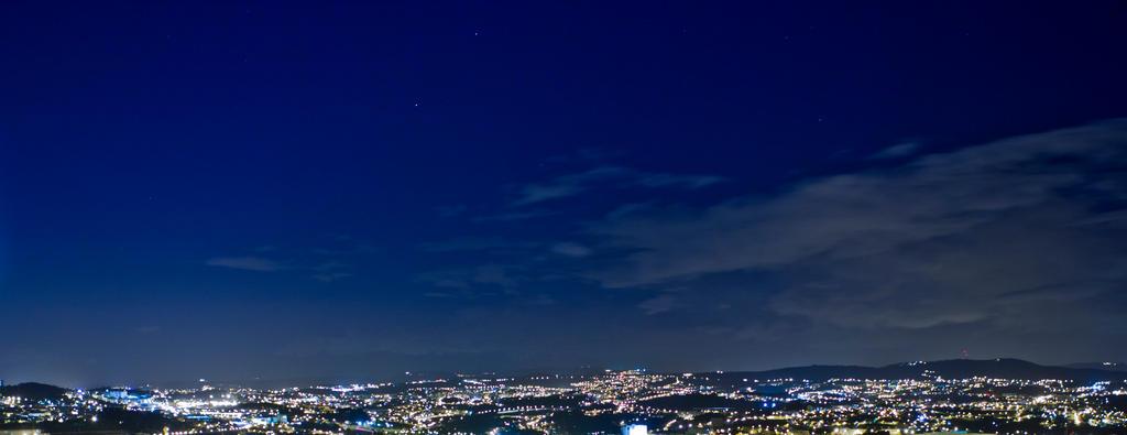 Porto a Noite by Iridium-77