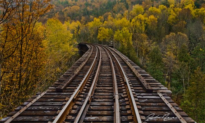 Autumn Pass by JohnMeyer