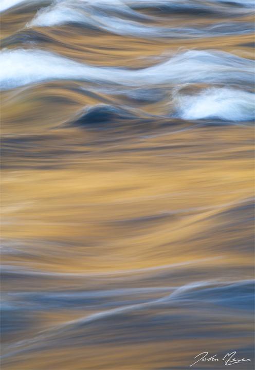 Autumn Run by JohnMeyer