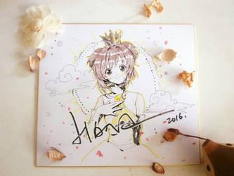 sakura by asml30