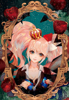 DANGANRONPA x SNOW WHITE