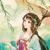 hanfuku girl