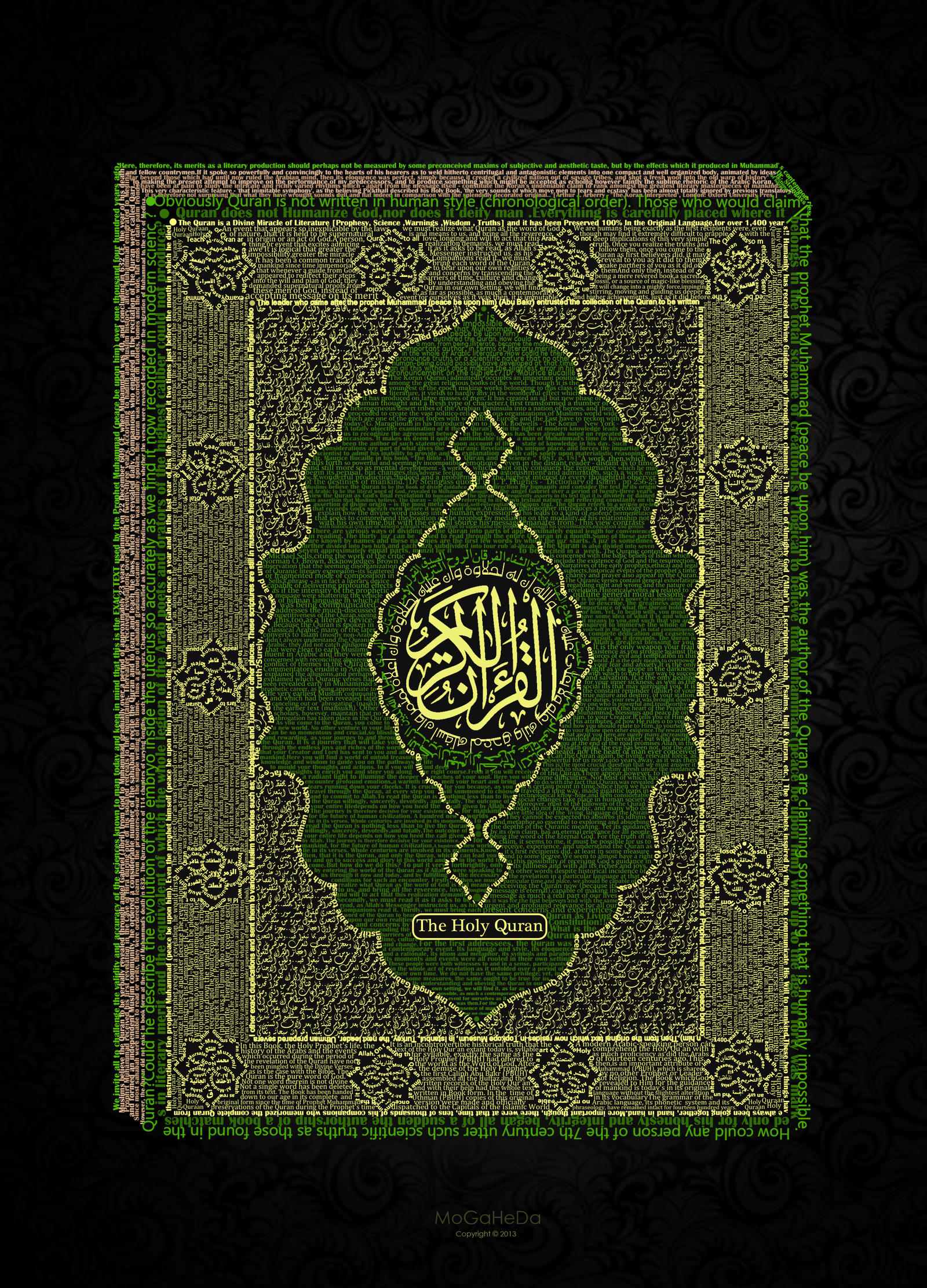 the quran When the quran is read, listen to it with attention, and hold your peace: that ye may receive mercy  quran 7:204.