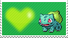 001 - Bulbasaur by Marlenesstamps