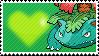 003 - Venusaur by Marlenesstamps