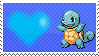 007 - Squirtle by Marlenesstamps