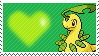 153 - Bayleef by Marlenesstamps