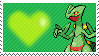 254 - Sceptile by Marlenesstamps