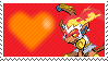 392 - Infernape by Marlenesstamps