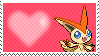 494 - Victini by Marlenesstamps