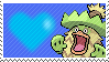 272 - Ludicolo by Marlenesstamps