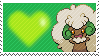 547 - Whimsicott by Marlenesstamps