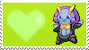 314 - Illumise by Marlenesstamps