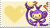 424 - Ambipom by Marlenesstamps