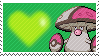 591 - Amoonguss by Marlenesstamps