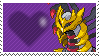 487 - Giratina Origin Forme by Marlenesstamps