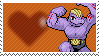 067 - Machoke by Marlenesstamps
