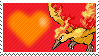 146 - Moltres by Marlenesstamps