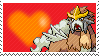 Shiny Entei by Marlenesstamps