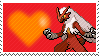 Shiny Blaziken by Marlenesstamps