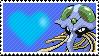 Shiny Tentacruel by Marlenesstamps