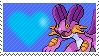 Shiny Swampert by Marlenesstamps