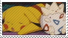 Pikachu and Togepi by Marlenesstamps