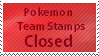 Pokemon Team Stamps CLOSED by Marlenesstamps