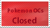 Pokemon OCs CLOSED by Marlenesstamps
