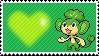 Shiny Pansage