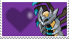 Shiny Giratina Origin Forme by Marlenesstamps