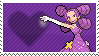 Gym Leader Fantina by Marlenesstamps