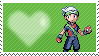 PKMN Trainer Brendan by Marlenesstamps