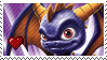 Skylander Spyro by Marlenesstamps