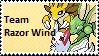 Team Razor Wind by Marlenesstamps