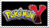 Pokemon Y by Marlenesstamps