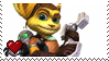 Ratchet and Clank by Marlenesstamps