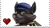 Sly Cooper by Marlenesstamps