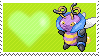 Shiny Volbeat