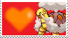 Shiny Torkoal by Marlenesstamps