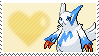 Shiny Zangoose by Marlenesstamps