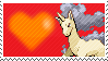 Shiny Rapidash by Marlenesstamps