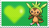 Chespin by Marlenesstamps