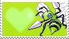 Shiny Beedrill by Marlenesstamps
