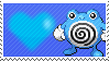 Shiny Poliwhirl by Marlenesstamps